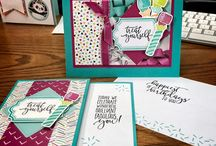 Picture Perfect Birthday Stampin Up
