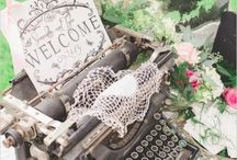 Vintage Event Planning Ideas / Everything vintage, from weddings to showers to parties and styled photo shoots