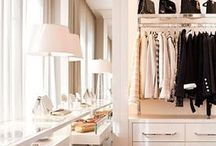:: Walk-in Closets :: / Walk-in closet  Wardrobe  Closet  Interior design  Maison