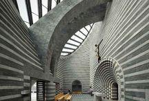 Ark! / L'architettura è un fatto d'arte, un fenomeno che suscita emozione, al di fuori dei problemi di costruzione, al di là di essi  ( Le Corbusier )