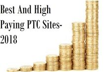 best and high paying ptc sites-2018 / in this board i will show you some of the best and high paying PTC sites through which you can earn more than $200 per month easily without any investment.