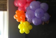 Balloons! / by Susan Watkins-Kerr
