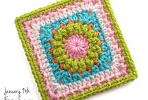 Mandy's Crochet-A-Long / CAL's that I would love to do!