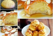 cupcakes, donuts,buns & pies