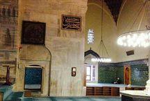 Türkiye camilerimiz...