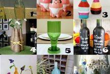 Bottle ideas...