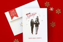 2014 Holiday Collection / Merry Merry Stationery Designs