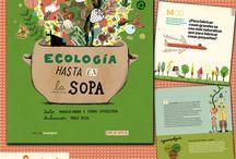 Colección: SOPA DE CIENCIAS / Hay disciplinas que son fascinantes y que están presentes en mucho de lo que hacemos a diario... ¡hasta en la sopa!