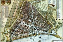Oude kaarten van Rotterdam / Oude kaarten en luchtfoto's van Rotterdam / Old maps and airial pictures of Rotterdam