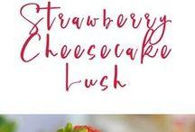 strawberry cheesecake lush