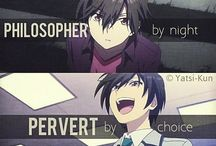 Anime Tipography