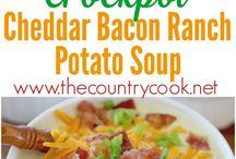 Crockpot soup