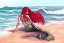 The Little Mermaid- Ariel