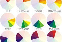 Esquemas de color