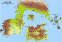 Maps of Fantasy Worlds