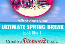 Spring Break with Caboodles! / by Jennifer Essad