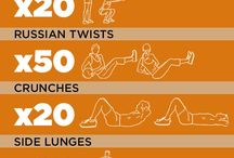No Excuses WorkOUTs / Easy peasy workouts