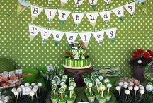 Birthday Party Ideas / by Ashley Flippin