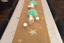 Star themed Pink and Glamour birthday party