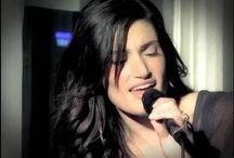 Idina Menzel  / by Shelby Johnston