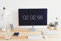 ogranizing workspace