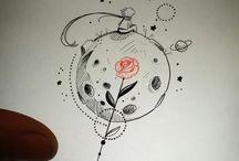 Gyerek tattoo