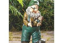 Gnomes and Fairy