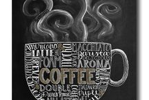 <Coffee typhography>