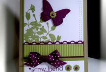 Cards I like / Card ideas to make / by Bobbi Rauch