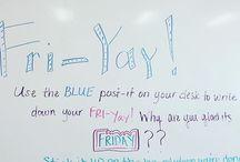 white board wisdom