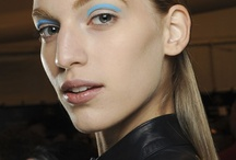 bold makeup / by look bench