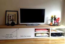 Tv kast dressoir