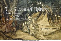 Elves and Fairies / Elves and Fairies from folklore!