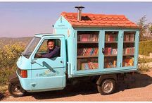 Mobile Libraries or Bookmobiles / by Edna Boland
