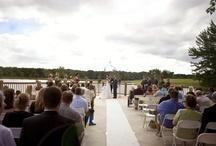 Patio Weddings