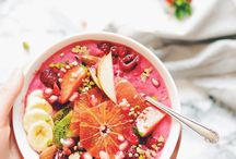 Breakfast - Smoothies + bowls to try