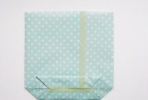 wrap / fun things for friends & family and different ways to package them / by Jamie Pepin