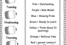 Education / Finding behavior charts with assistance from my sister