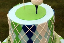 Golf torta