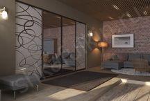 Лофт/LOFT / Лофт — архитектурный стиль XX—XXI века, переоборудованная под жильё, мастерскую или офисное помещение верхняя часть здания промышленного назначения (фабрики, завода, склада).