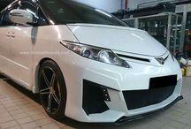 Toyota Previa, Estima, Tarago Custom Modified / Toyota Previa, Estima, Tarago Custom Modified