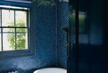salle de bain / by Beyond Ordinary Guides