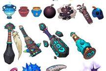 Items Design