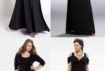 vestidos para curvi