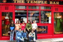 Favorite Spaces & Temple bar