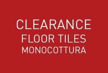 CLEARANCE - Monocottura Floor Tiles / Anatolia Tile Monocottura Floor Tiles - Clearance List