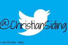 Social Media / Follow us!