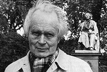 For the love of Piet Hein / From Grooks to the Super Egg, we're featuring Piet Hein as a great Danish mind. Piet Hein (1905–1996) was a Danish scientist, mathematician, inventor, designer, author, and poet.
