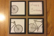 Celebration cards / Cards made by me.