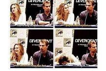 Divergent and cast